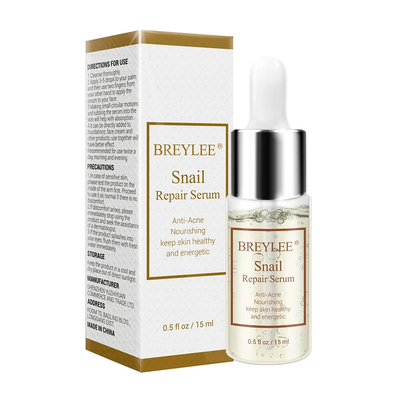 Breylee Snail Repair Serum Home