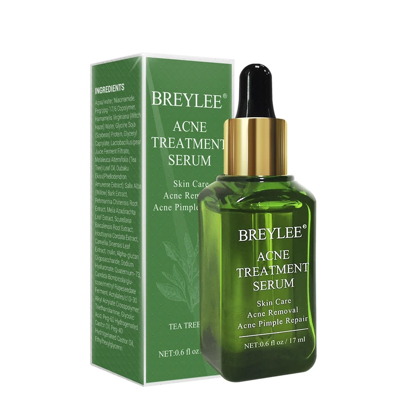 Breylee Acne Treatment Serum Pimple Remover Home